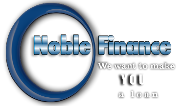 Nobel finance logo we loan money