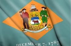 Delaware flag Fast Loan in Delaware