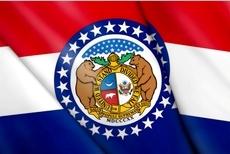 Missouri flag and Fast Cash in Missouri